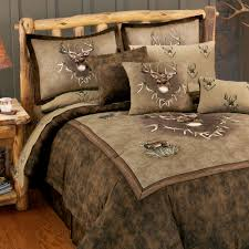 Whitetail Deer Home Decor by Whitetail Ridge Deer Comforter Bedding From Blue Ridge Trading