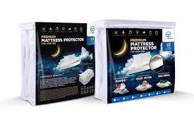 queen mattress protector queen size premium hypoallergenic