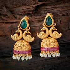 in earrings from traditional to trendy in earrings green and