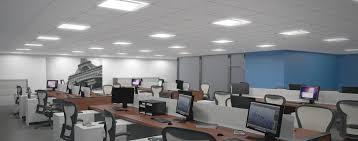 recessed led commercial led light fixture energy efficient