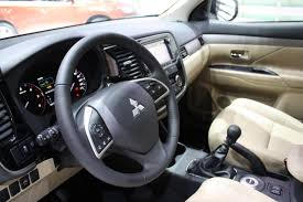 nissan outlander interior new 2013 mitsubishi outlander debuts on geneva auto show best cars