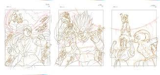 artwork for dragon ball z blu ray seasons 7 u2013 9 funimation blog