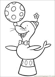 jojo circus 27 coloring free jojo u0027s circus coloring pages