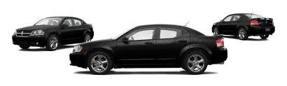 black 2008 dodge avenger 2008 dodge avenger r t 4dr sedan research groovecar