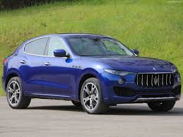 chrome blue maserati maserati levante 2017 pictures information u0026 specs