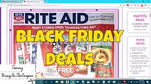 rite aid black friday deals 11 23 17 11 25 17