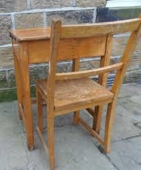 Antique Childrens Desk Wooden Desk Ebay