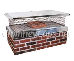 Outdoor Fireplace Caps by Chimney Caps Chimneycaps Net