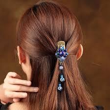 hair claw fashion women handmade hair accessories hairpins retro hair claw