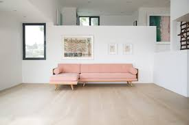 Pink Sectional Sofa No 5 Series Modern Sofa Chaise Sectional Kalon Studios Us