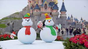 disneyland paris christmas 2016 youtube