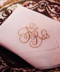 monogram wedding decorations u0026 ideas inside weddings