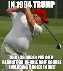 trump has special genes imgflip