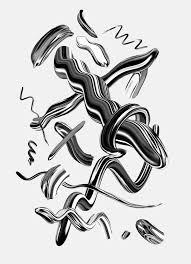 kompaktk che scribbles by luke choice designy behance graphic