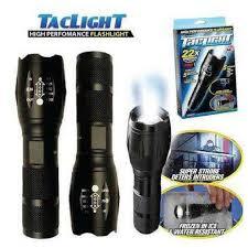 tac light flash light tactical flashlight high powered tac light as seen on tv military