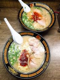 spécialité japonaise cuisine ramen d ichiran à itadakimasu spécialité