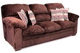 plato chocolate sofa