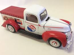Classic Ford Truck 1940 - 1940 ford pepsi cola pick up delivery truck and 19 similar items
