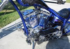 2005 custom built chopper in port st lucie florida stock