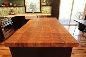 handmade end grain ambrosia maple island top by greenriverwoods