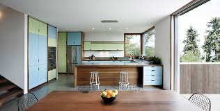 Green House Kitchen by Ultra Green Madrona Passive House In Seattle Marries Aesthetics