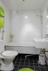 Black And White Bathroom Ideas Gallery by Basement Media Room With Black Ceiling Basement Home Office