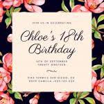 18th birthday invitation samples musicalchairs us