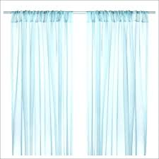 Turquoise Sheer Curtains Turquoise Grommet Curtains Turquoise And White Sheer Curtains