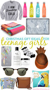 Trendy Gifts by Christmas Gift Ideas For Teen Girls A Little Craft In Your Day