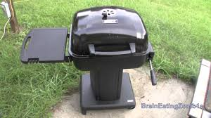 Backyard Bbq Grill by Backyard Pedestal 22 Inch Charcoal Grill Youtube