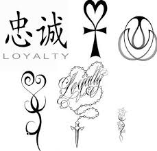 tribal meaning family loyalty sign designs ideas