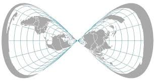 what is a map projection top 7 maps that ultimately explain map projections geoawesomeness