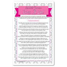 bridal shower gift poems gift passing poem a bridal shower icebreaker guests