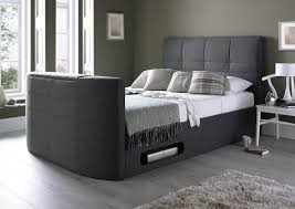 cool beds with built in tv homesfeed within tv storage bed frame