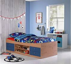 Cabin Bed Frame Buy Home Malibu Cabin Bed Frame Blue On Pine At Argos Co Uk