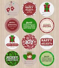 free printable christmas cards and gift tags in red