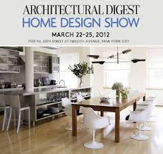 architectural digest home design show in new york city architectural digest home design show 2012 core77