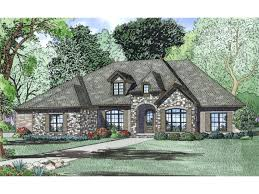 eplans ranch house plan u2013 pleasing and provincial u2013 3415 square
