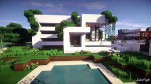 top 5 modern houses in minecraft 2015 hd best modern houses