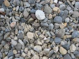 river rock garden ideas photograph small river rock gray