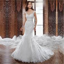 vintage lace mermaid wedding dresses 2017 sweetheart backless