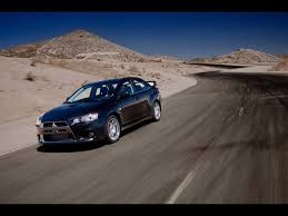 black mitsubishi lancer 2008 mitsubishi lancer evolution black front angle speed