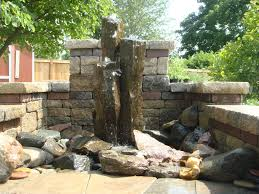 pondless water fountain cozy inspiration 15 waterfall in rock