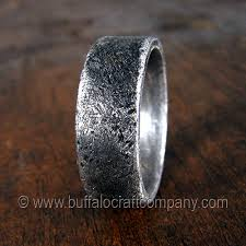 rustic mens wedding bands men s wedding band gallery buffalo craft company llc