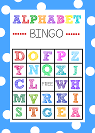 Halloween Bingo Free Printable Cards by Free Printable Alphabet Bingo Game