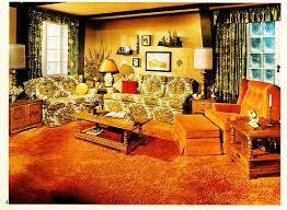 1970s Home Decor 169 Best Horrible 70 U0027s Decor Images On Pinterest 1970s Decor