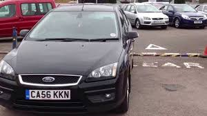 2006 56 ford focus 1 8 titanium at www gullwingcarsales co uk