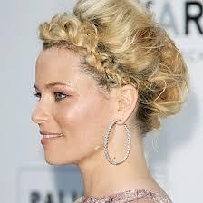 poof at the crown hairstyle 222 best 08celebrity elizabeth banks伊莉莎白班克斯 images on