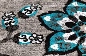 Grey And Turquoise Rug Incredible Design Turquoise And Gray Area Rug Charming Ideas