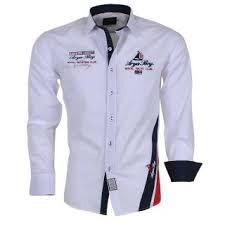 h 550 arya boy italienische hemd nautical design münchen - Design Hemd